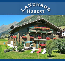 Landhaus Hubert Fiegl in Sölden in Tirol
