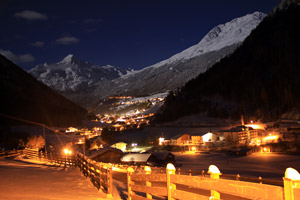 Winterurlaub in Sölden